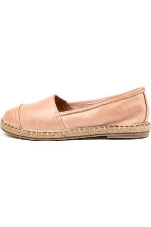 Diana Ferrari Umenia Df Nude Shoes Womens Shoes Flat Shoes