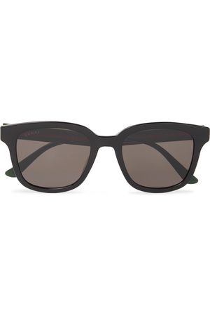 Gucci Men Sunglasses - Square-Frame Acetate Sunglasses