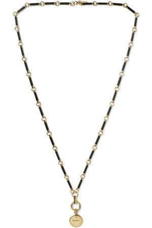 Foundrae Men Necklaces - Dream 18-Karat , Diamond and Onyx Necklace
