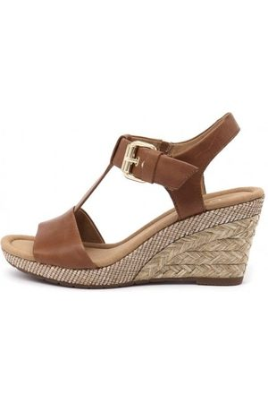 Gabor Pia Peanut Sandals Womens Shoes Dress Casual Heeled Sandals