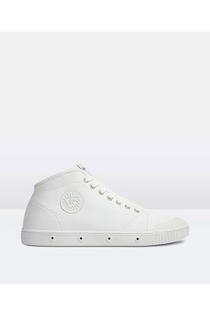 Spring Court B2 Womens Organic Cotton Canvas Sneakers