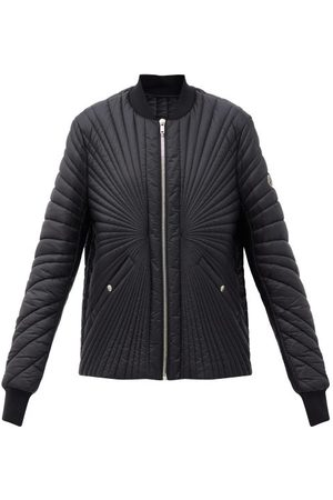Moncler + Rick Owens Radiance Logo-patch Quilted Down Jacket - Womens