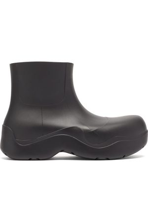 Bottega Veneta Men Boots - The Puddle Biodegradable-rubber Ankle Boots - Mens
