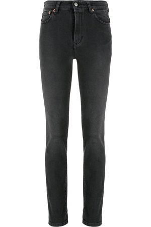 MM6 MAISON MARGIELA Logo patch denim jeans