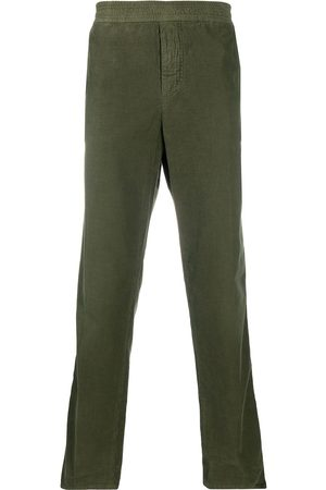Golden Goose Men Pants - Straight leg corduroy trousers