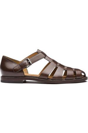 Church's Men Sandals - FISHERMAN EBONY NEVADA SANDAL