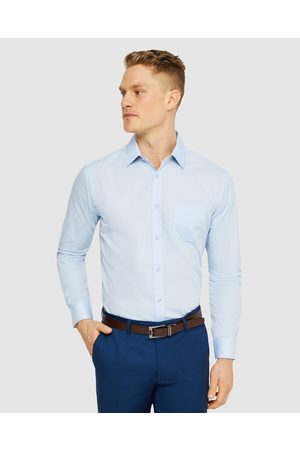 Tarocash Arthur Easy Iron Dress Shirt - Shirts & Polos (SKY) Arthur Easy Iron Dress Shirt
