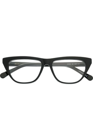 Stella McCartney Falabella chain trim glasses