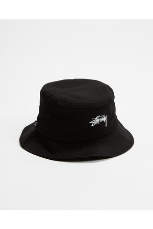 Stussy Hats - Stock Bucket Hat - Hats Stock Bucket Hat