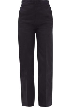 Jil Sander High-rise Tailored Jeans - Womens - Dark