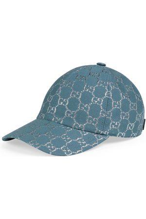 Gucci Women Hats - GG lamé baseball hat