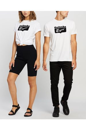 Onitsuka Tiger Graphic Tee Unisex - T-Shirts & Singlets (Real / Performance ) Graphic Tee - Unisex