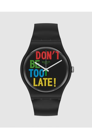 Swatch TIMEFORTIME - Watches TIMEFORTIME