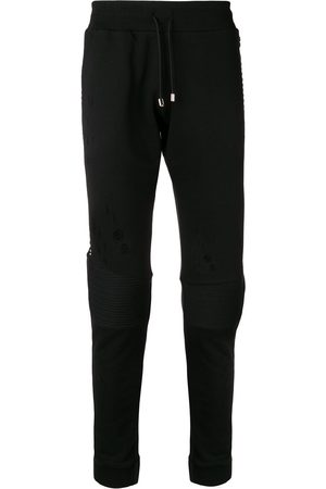 Philipp Plein Studded track pants
