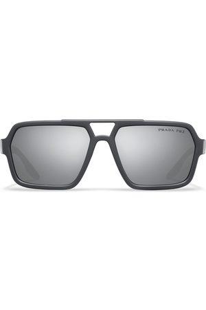 Prada Navigator-frame sunglasses
