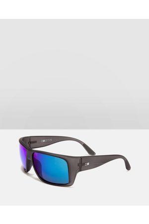Otis Coastin REFLECT - Sunglasses (Matte Crystal Smoke) Coastin REFLECT