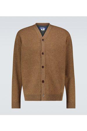 JUNYA WATANABE Wool V-neck cardigan