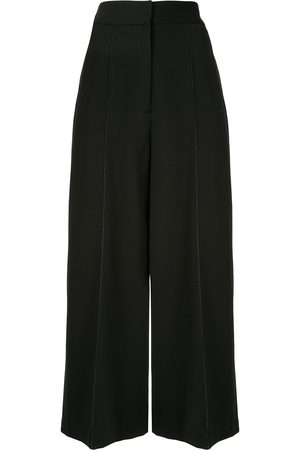 Proenza Schouler Tailored high-waisted culottes