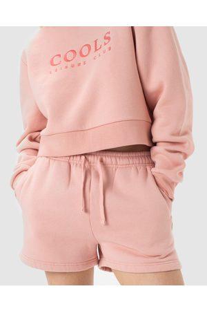 Cools Club Women Sweatshirts - Leisure Club Crew Fleece - Sweats Leisure Club Crew Fleece