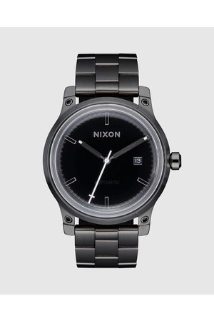 Nixon Men Watches - 5th Element Automatic Watch - Watches ( & Gunmetal) 5th Element Automatic Watch