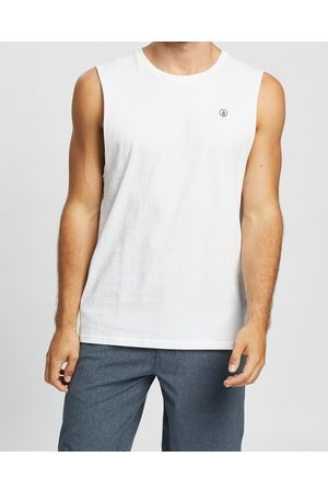 adidas Solid Muscle Tank - T-Shirts & Singlets Solid Muscle Tank