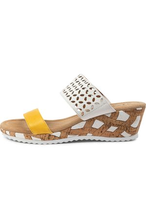 SUPERSOFT Women Heeled Sandals - Brooke Su Sandals Womens Shoes Casual Heeled Sandals