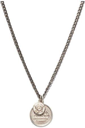 MIANSAI Orion Zodiac-pendant Sterling- Necklace - Mens