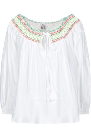 Attic and Barn Blouses