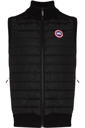 Canada Goose Men Winter Jackets - Hybridge high-neck padded gilet