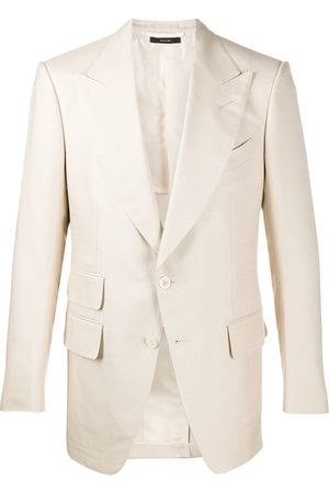 Tom Ford Men Blazers - Peak-lapel blazer