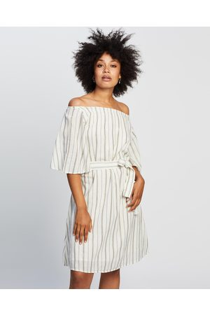 Kaja Clothing Whitney Dress - Dresses ( Stripe) Whitney Dress