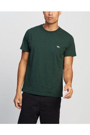 Rodd & Gunn Men Tops - The Gunn T Shirt - T-Shirts & Singlets (Pine) The Gunn T-Shirt