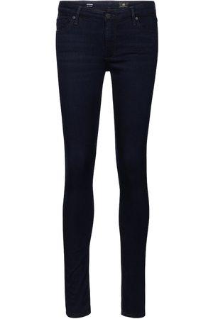 AG Jeans The Legging high-rise skinny jeans