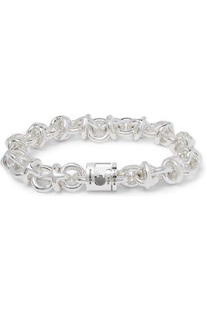 Le Gramme Men Bracelets - Le 87 Sterling Chain Bracelet