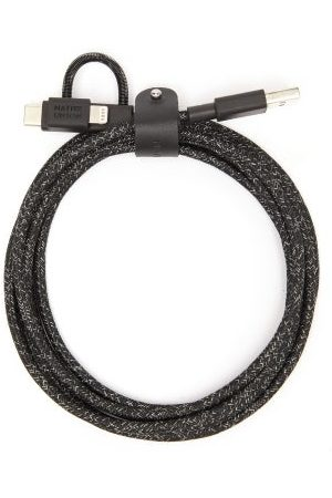Native Union Belt Cable Universal 3-in-1 Charging Cable - Mens