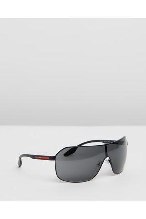 Prada Linea Rossa 0PS 53VS Sunglasses - Sunglasses 0PS 53VS Sunglasses