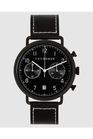 The Horse Men Watches - The Chronograph - Watches (Matte / Dial / Leather) The Chronograph
