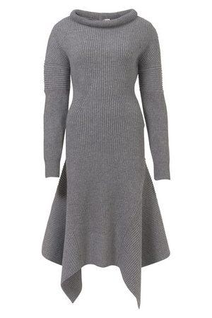 Alexander McQueen Women Midi Dresses - Wool dress