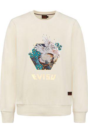 Evisu Men Sweatshirts - Taka Embroidered Sweatshirt