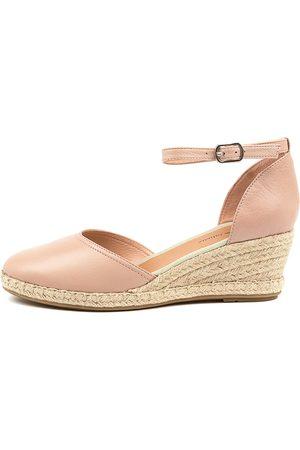 Django & Juliette Rylen Dj Rose Natural Rope Shoes Womens Shoes Casual Heeled Shoes