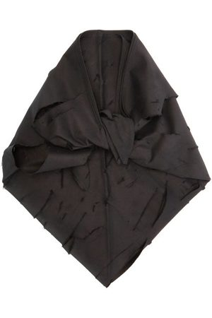 ART SCHOOL Distressed Cotton Headscarf - Womens