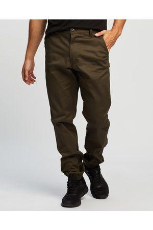 Unit Rockbottom Cuffed Pants - Pants (Military) Rockbottom Cuffed Pants