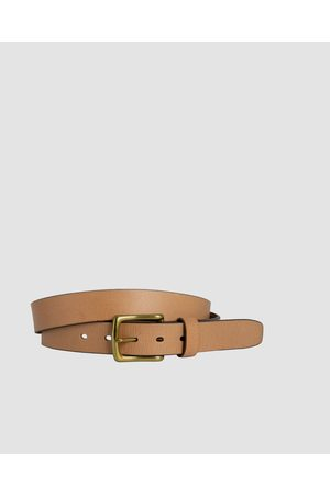 Loop Leather Co Bourke - Belts (Natural) Bourke