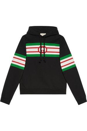 Gucci Stripe-print hoodie