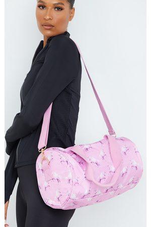 PRETTYLITTLETHING Unicorn Gym Bag