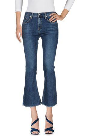 RAG&BONE Women Wide Leg Pants - Denim pants