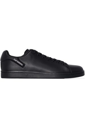 RAF SIMONS Orion low top leather sneakers