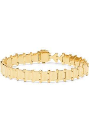 LUIS MORAIS Arrow ID Link 18-Karat Bracelet