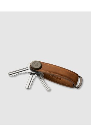 Orbitkey Key Organiser Crazy Horse - Tech Accessories (Chestnut ) Key Organiser Crazy-Horse