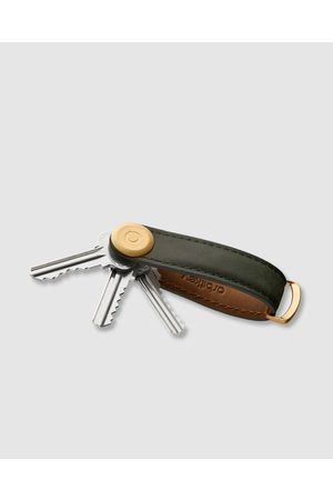 Orbitkey Key Organiser Crazy Horse - Tech Accessories (Forest ) Key Organiser Crazy-Horse